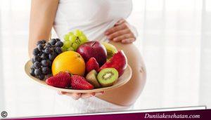 Jaga Nutrisi Untuk Kesehatan Ibu Hamil