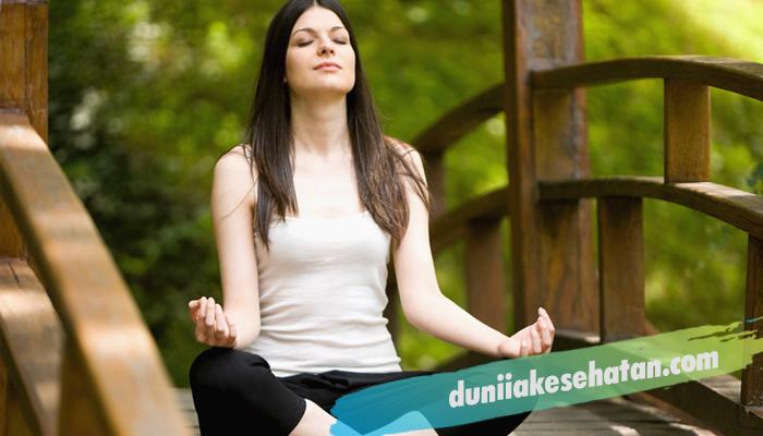 Manfaat Meditasi bagi Kesehatan Mental