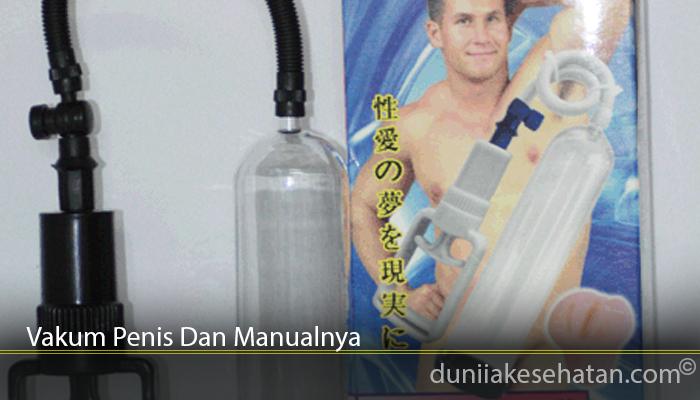 Vakum Penis Dan Manualnya