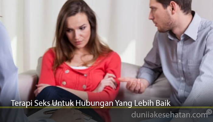 Terapi Seks Untuk Hubungan Yang Lebih Baik