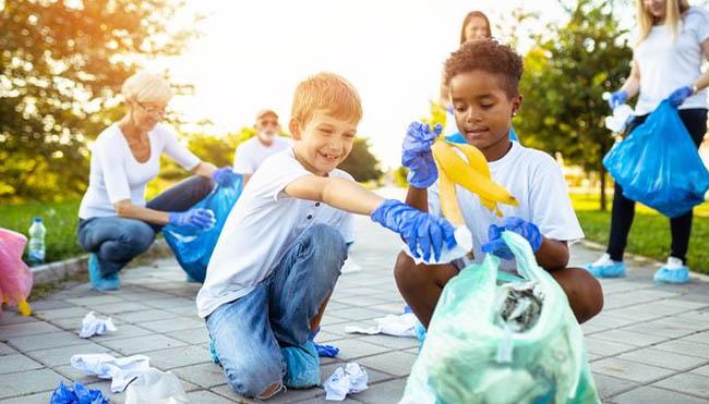 Langkah Mengajarkan Anak untuk Melestarikan Lingkungan