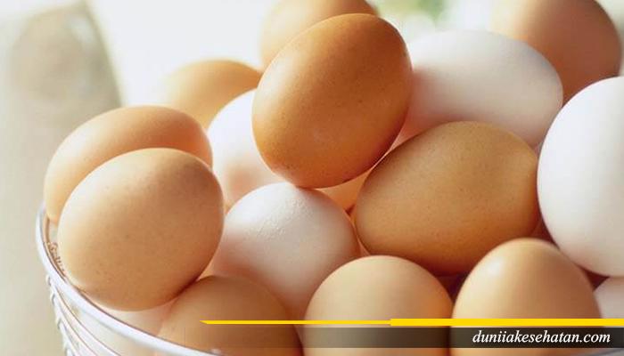 Tak Disangka Telur Menjadi Makanan Sehat