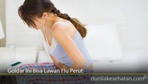 Goldar Ini Bisa Lawan Flu Perut