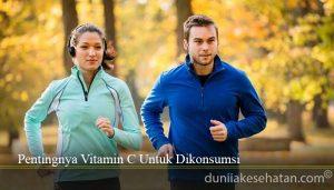 Pentingnya Vitamin C Untuk Dikonsumsi